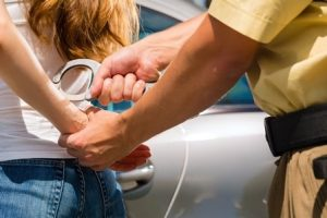 arrested woman needs Baytown bail bonds
